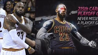 Did LeBron James Choke in Game 3 of the NBA Finals? 2017 Warriors vs Cavs