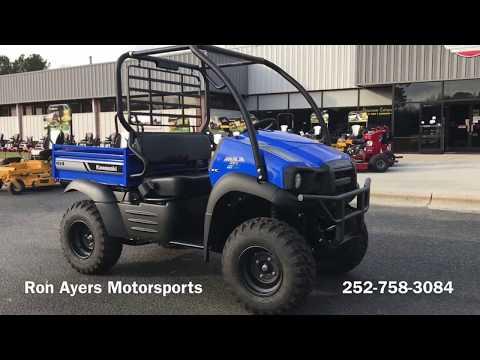 2020 Kawasaki Mule SX 4X4 XC FI in Greenville, North Carolina - Video 1