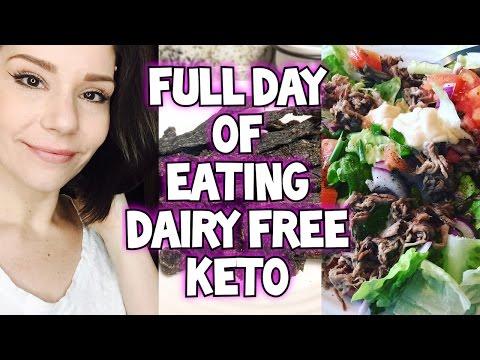 Video KETO Diet | Dairy Free | FDOE