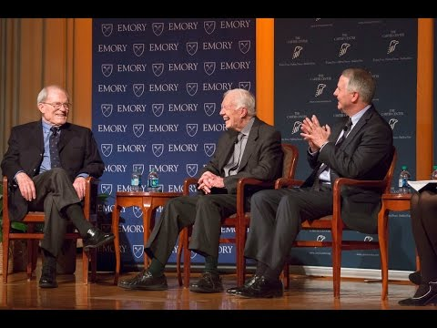 Presidents in Conversation - The Carter Center - 2.10.2016