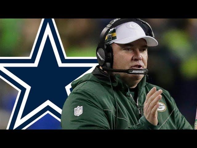 Cowboys Name Mike McCarthy Head Coach!