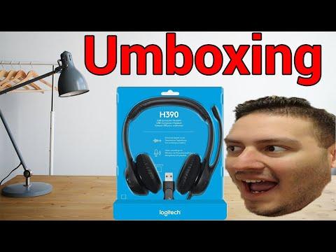 Umboxign Logitech H390 I ¿El mejor micrófono de bajo presupuesto?