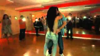 Офигенный латиноамериканский танец!