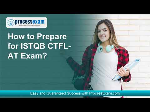 Get Well Prepared for ISTQB Agile Tester (CTFL-AT) Certification ...