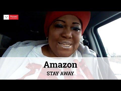 Amazon - STAY AWAY