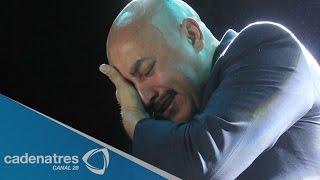 Lupillo Rivera Llora Por Emotivo Mensaje De Su Padre  Lupillo Cries With Message To His Father