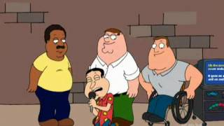 Family Guy - Karaoke bar (Song: Don't Stop Believin')