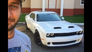 Dodge Challenger SRT Hellcat Redeye | Detalles En Vivo