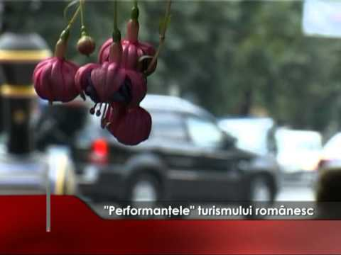"""""""Performanţele"""" turismului românesc"""