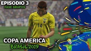 ECUADOR VS JAPÓN | Copa América 2019 | GRUPOS (Ep.3)