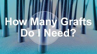 Wie viele Grafts benötige ich?