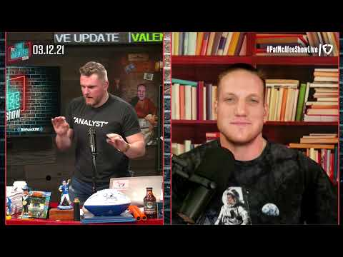 The Pat McAfee Show | Friday March 12th, 2021