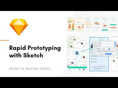 Rapid Prototyping with Sketch App - Sketch: Noob to Master, ep10