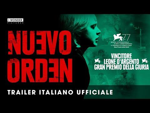 Nuevo Orden – Il trailer italiano ufficiale