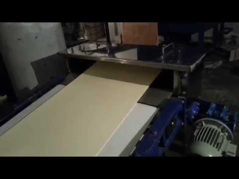 Powder Coating Extruder With Conveyor
