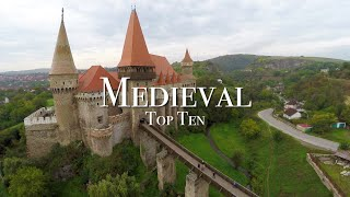 10 Most Beautiful Medieval Towns of Europe