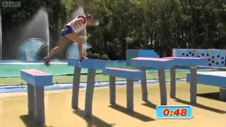 Victoria Eisermann - Total Wipeout