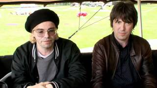 The Charlatans Talk Cocaine And Breakfast Cereal