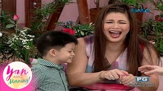 Yan Ang Morning!: Regine Velasquez-Alcasid tawang-tawa sa sorpresa ni Ogie Alcasid