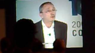 Youtube: Forum della Comunicazione 2008: Gianluca Nicoletti