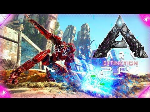 Wir bauen einen MEK / S+Mod Update 🔞 ARK Extinction Playstation 4 🇩🇪
