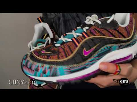 UNBOXED: Men's Nike Air Max 98 BHM