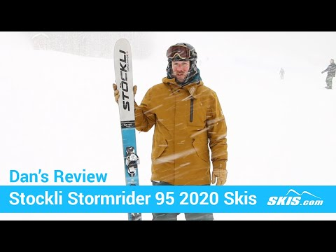 Video: Stockli Stormrider 95 Skis 2020 5 50