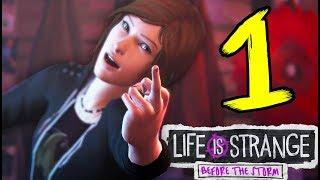 LIFE IS STRANGE: Before the Storm [Walkthrough Gameplay ITA HD - PARTE 1] - IL RITORNO DI CHLOE!!