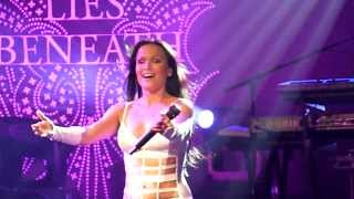Tarja Turunen Guadalajara 2011 Mexico Little lies