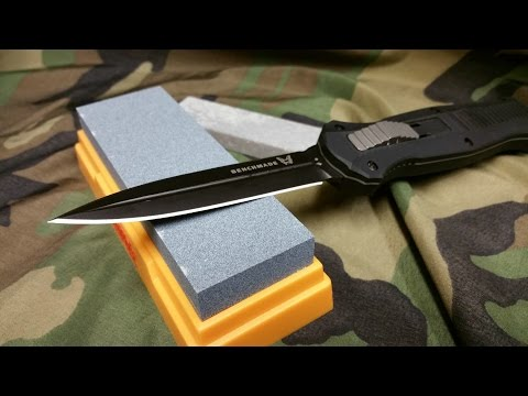 How to Sharpen a Knife: Beginners Tutorial