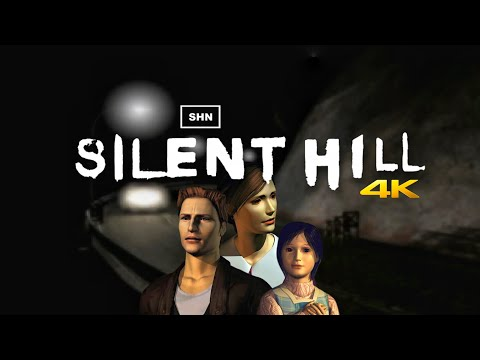 Silent Hill | Full UHD 4K | Longplay Walkthrough Gameplay No Commentary