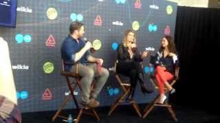 NYCC 2015 | Nerdist Interview (08.10.15) #1