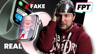 iPhone 13 event REACTION. WHAT HAPPENED with APPLE WATCH!?