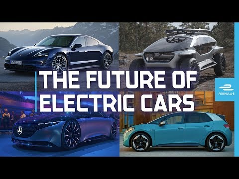 The Electric Cars Of The Future Are Already Here
