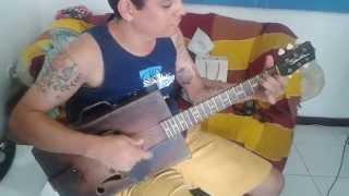 Tool Box Guitar - Instrumentos Vintage