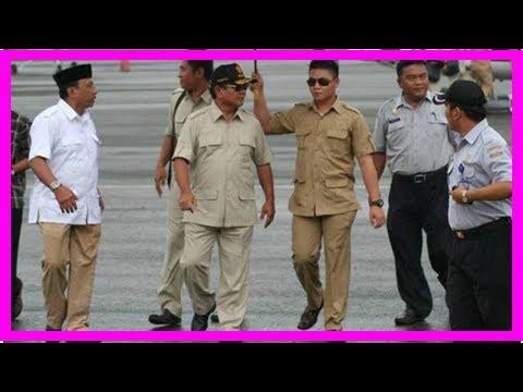 Berita Terkini | Ini Buntut dari Penembakan Pengawal Prabowo – VIVA
