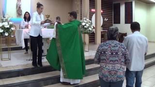 Canto de Ofertório - Missa do 30º Domingo do Tempo Comum (27.10.2018)