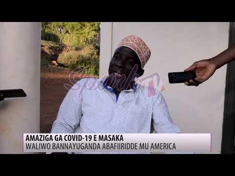 COVID-19: Waliwo bannayuganda abafiiride mu America