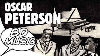 BD Music Presents Oscar Peterson (C Jam Blues, Body and Soul & more songs)