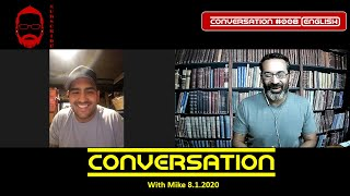 ENGLISH   How to be a better dad for daughters   Conversation with Mike 8 .1.2020
