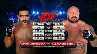 """RXF 19 Galati: Mahmoud """"Hellboy"""" Hassan vs Sadu Lungu"""