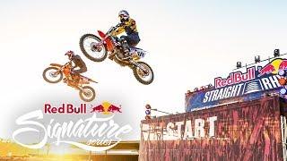 Motocross - Pomona2017 StraightRhythm Race Highlights