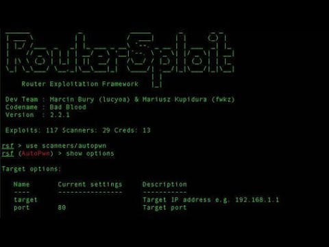 Termux Android - Tutorial Install RouterSploit | No Root