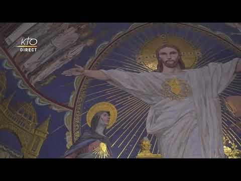 Prière du Milieu du jour du 25 septembre 2021 des Bénédictines du Sacré-Coeur de Montmartre