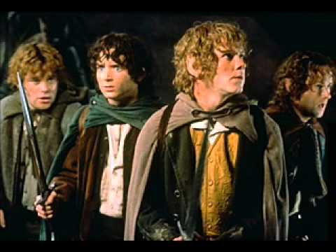 Listen to English - Are you a Hobbit?