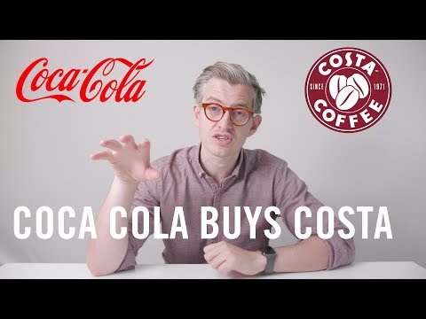 My Thoughts: Coca Cola buys Costa Coffee