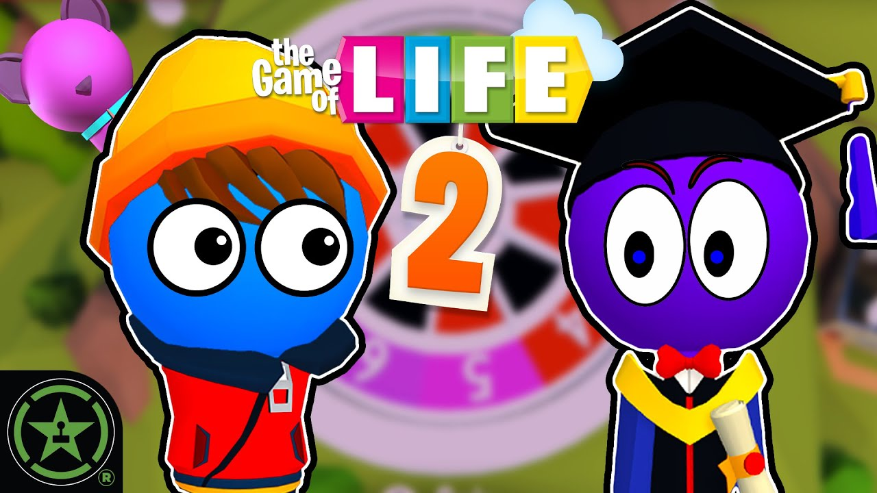 Is the Secret to Life College Loans? - The Video game of Life 2 w/ Kayla thumbnail
