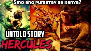 HERCULES - Untold Story / Son of Zeus / Greek Mythology | Historya