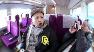 サイプレス上野とロベルト吉野 「MUSIC EXPRES$」トレーラー (Official Music Video)