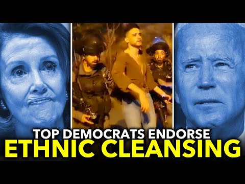 Biden & Pelosi Offer Predictably AWFUL Responses to Israel's War Crimes